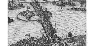 Gravură din 1596