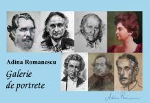 adina romanescu galerie de portrete sergiu comissiona