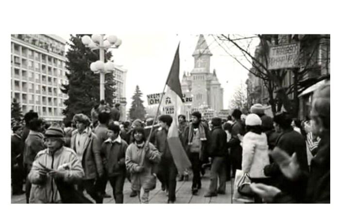17 decembrie 1989 timisoara