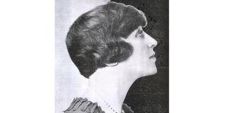 Maria Ventura în 1928