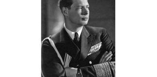 Regele Mihai I în 1947. Fotografie de Jozef Trylinski