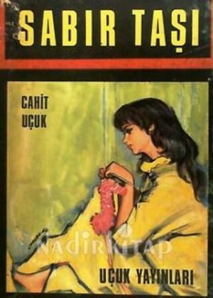 """Cahit Uçuk, """"Piatra răbdării"""". Sursa foto: nadirkitap.com"""