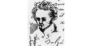 Georg Büchner, desen de Alexis Muston, 1835