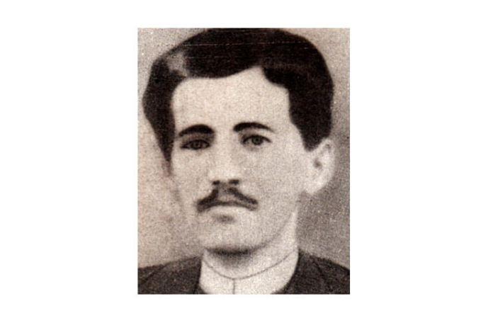 Anton Bacalbașa, fotografie din 1890