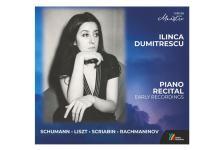 Ilinca Dumitrescu - Recital pian_coperta