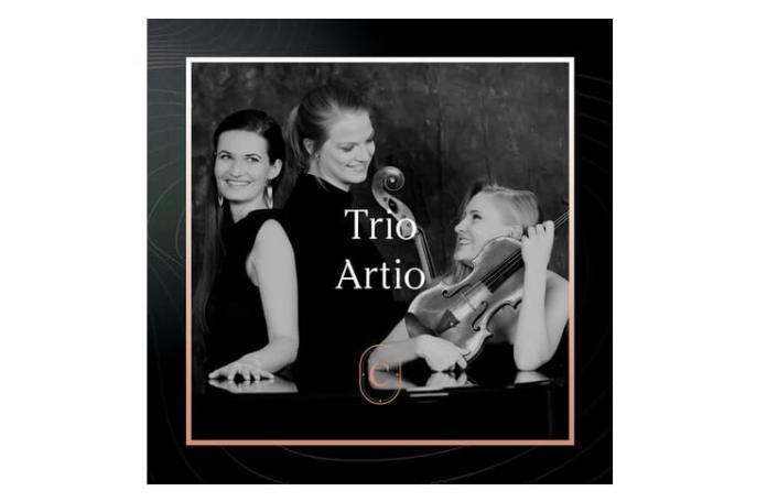 Trio Artio. Credit foto: Julia Wesely