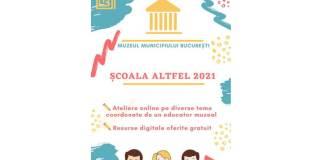 Afiș Școala Altfel 2021