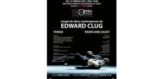 Afis Tango.Radio&Juliet - Ziua Artei ONB _15.04.2021