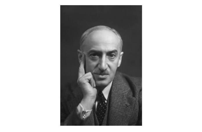 André Maurois, fotografie din 1936