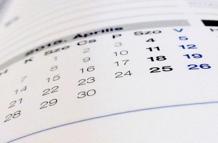 calendar stil nou
