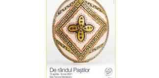 oua pasti Muzeul Naţional al Ţaranului Român