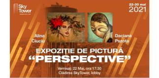 Expozitie de pictura PERSPECTIVE_ SkyTower
