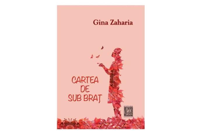 gina zaharia coperta cartea de sub brat editura leviathan 2021