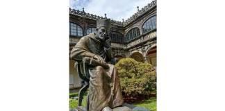 """Gânditor"", Santiago de Compostela"