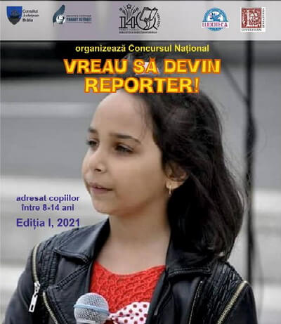 concurs vreau sa devin reporter