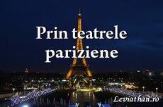 logo rubrica prin teatrele pariziene