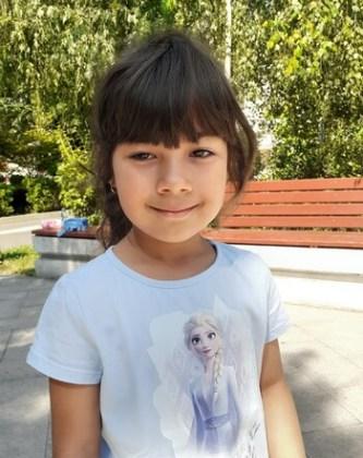 Daria Andronic, 5 ani
