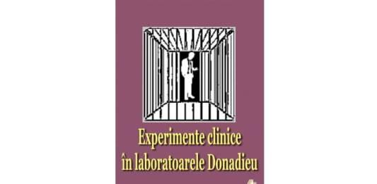 Experimente clinice in laboratoarele Donadieu