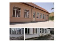 Şcoala Primară Bobîlna din comuna Rapoltu Mare, înainte și după renovare