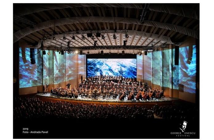 """""""Moise si Aron"""" de Arnold Schönberg în Festivalul Internațional """"George Enescu"""", 20 septembrie 2019. Foto: Andrada Pavel"""