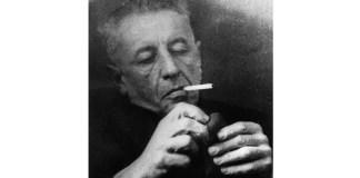 Natan Alterman, cca. 1952