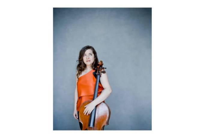 "Alisa Weilerstein. Foto © Marco Borggreve. Sursa: Festivalul ""Enescu"""