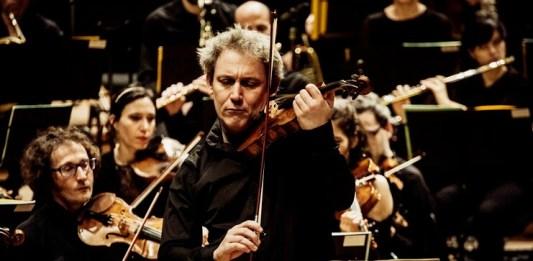 "David Grimal. Foto © Julien Mignot. Sursa: Festivalul ""Enescu"""