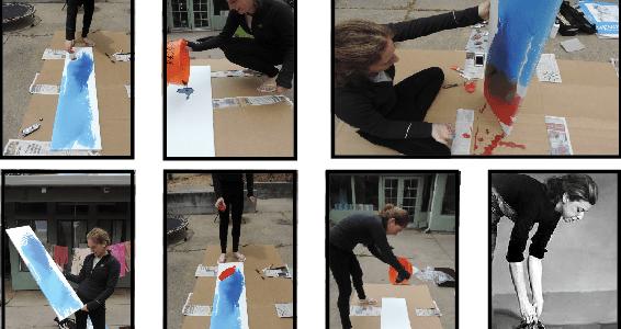 Blending Inspiration: How the Colors of Helen Frankenthaler Moved Me