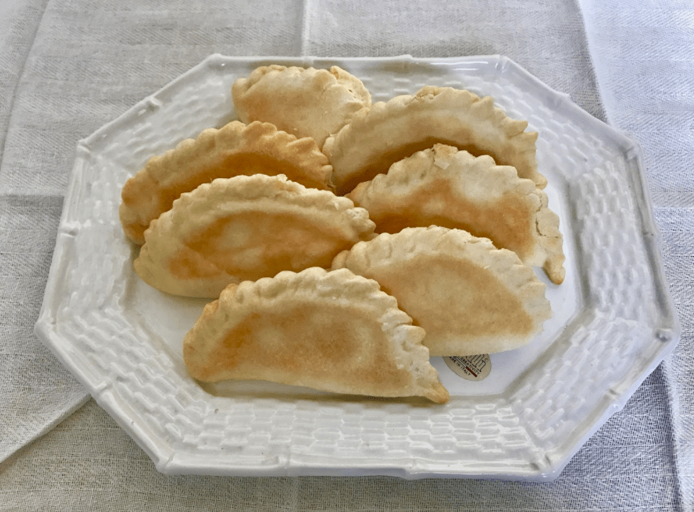 Cheese puffs recipe leviathan jewish journal my family typically makes this recipe during the high holy days we call them cheese sambusuks cheese sambusuks are an indian jewish recipe that has been forumfinder Image collections