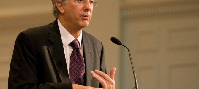 Activism, the Peace Process, and the  Contemporary Middle East:  A Discussion with US Ambassador  Dennis Ross
