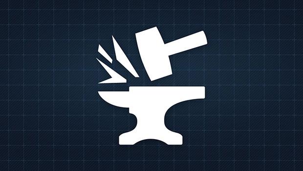 Minecraft Nuclear Symbol