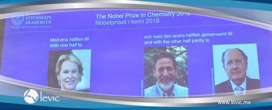 Premio Nobel Química 2018