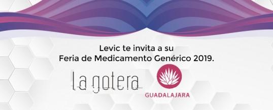 Levic te invita a su 4.ª Feria de Medicamento Genérico en Guadalajara