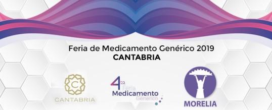 Invitamos a nuestros clientes de Colima, Guadalajara y Morelia  a la Feria de Medicamento Genérico