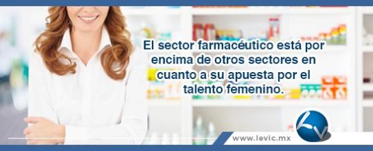El sector farmacéutico está por encima de otros sectores en cuanto a su apuesta por el talento femenino