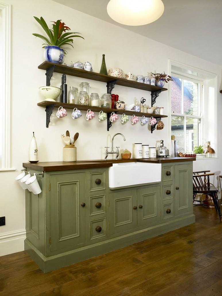Free Standing Kitchen Levick Jorgensen Kitchens