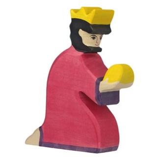 Balthasar, red - Holztiger 80284