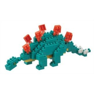 Stegosaurus - Nanoblock NBC-113