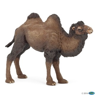Papo Batrian Camel Wild Animal Kingdom figure - Papo 50129