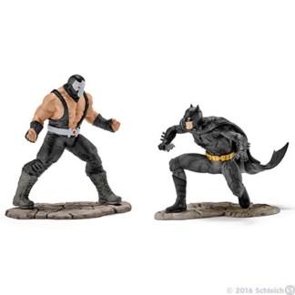 DC Comics Batman vs Bane Scenery Pack - Schleich 22540