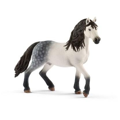 Schleich Andalusian, stallion Farm Life figure - 13821   LeVida Toys