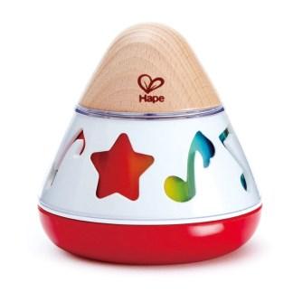 Hape Rotating Music Box newborn baby toy | LeVida Toys