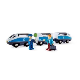 Hape Intercity Train (E3728) for Wooden Railway's | LeVida Toys