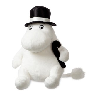 Moomins: Moominpappa 8 Inch soft toy | LeVida Toys