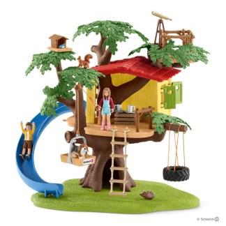 Adventure Tree House (Schleich 42408) | LeVida Toys