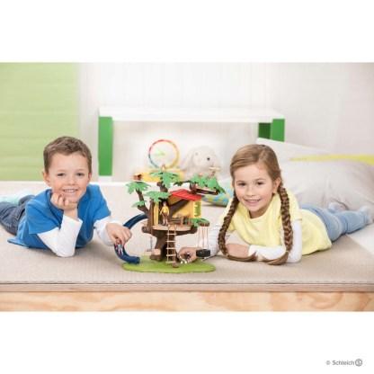Adventure Tree House (Schleich 42408)   LeVida Toys