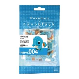 Pokemon Squirtle (Nanoblock NBPM-004) | LeVida Toys