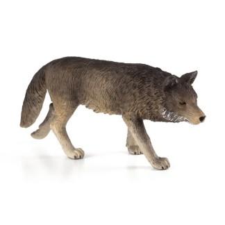 Timber Wolf Walking (Animal Planet 387026) | LeVida Toys