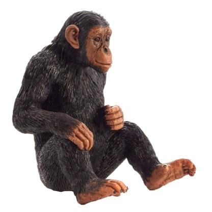 Chimpanzee (Animal Planet 387265)   LeVida Toys
