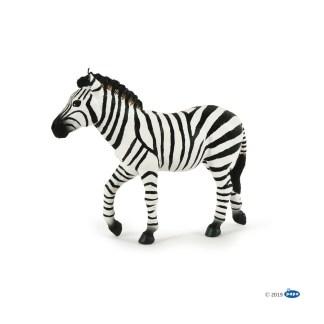 Zebra figure (Papo Model No. 50249)   LeVida Toys